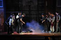 Photograph from West Side Story - lighting design by jonathanchan004