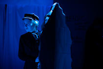 Photograph from Six Characters in Search of an Author - lighting design by nathanbillis