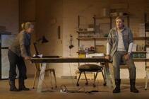 Photograph from Shepherd - lighting design by Brendan Albrey