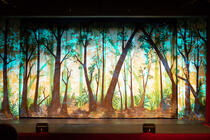 Photograph from Goldilocks and the 3 Bears - Panto - lighting design by Jack Holloway