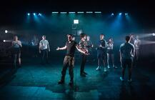 Photograph from Babel - lighting design by alexforey