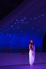 Photograph from The Colour of Me - lighting design by Chris Flux