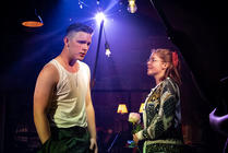 Photograph from Dogfight - lighting design by AndrewExeter