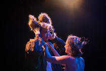 Photograph from A Midsummer Night's Dream - lighting design by CatjaHamilton
