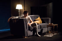 Photograph from Tribes - lighting design by CatjaHamilton