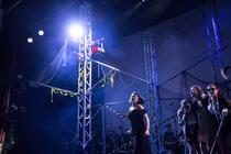 Photograph from Into The Woods - lighting design by alexforey