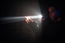 Photograph from KILLER - lighting design by Azusa Ono