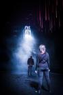Photograph from Macbeth - lighting design by Charlie Morgan Jones