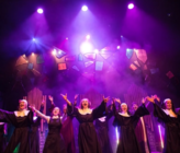 Photograph from Sister Act the Musical - lighting design by smcalister125