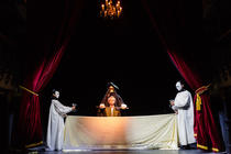 Photograph from Don Juan - lighting design by chuma